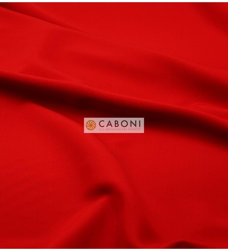 Satin Stretch Gardenia rosso