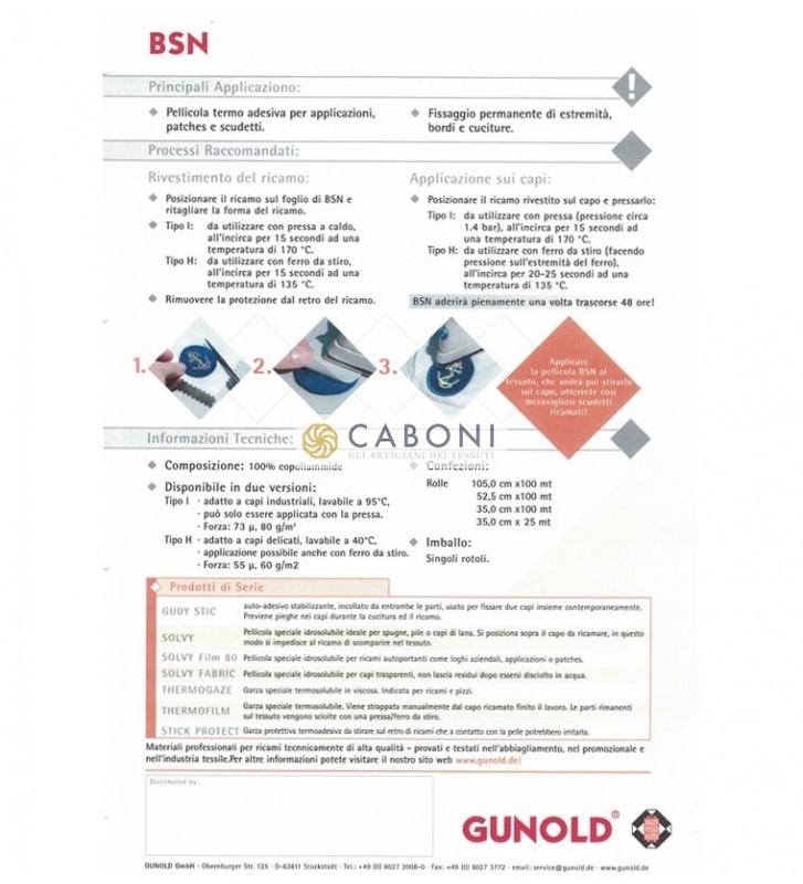 BSN adesivo termico