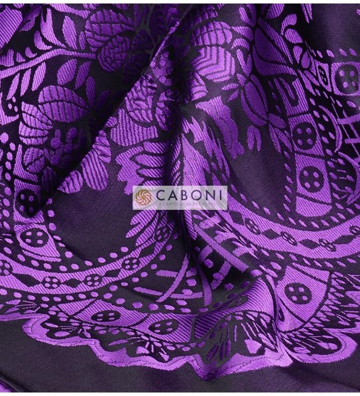Scialle 100% Seta 20126/B