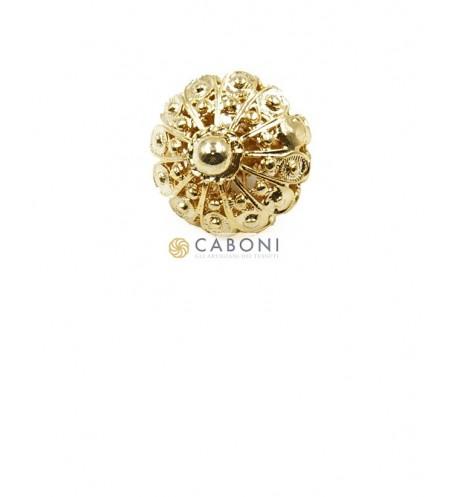 Bottone 21050 Oro