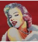 Tessuto Gobelin - Cuscino 45x45 Marilyn
