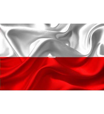 Bandiera Polonia 100x140
