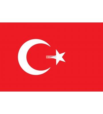 Bandiera Turchia 100x140