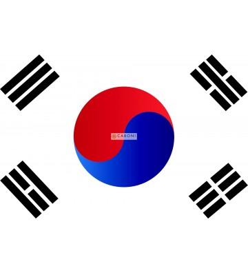Bandiera Corea del Sud  100x140