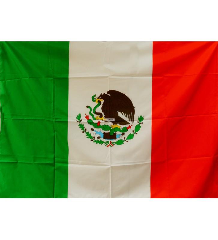 Bandiera Messico 100x140