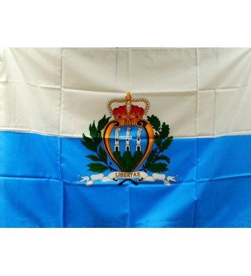 Bandiera Repubblica di San Marino 100x140