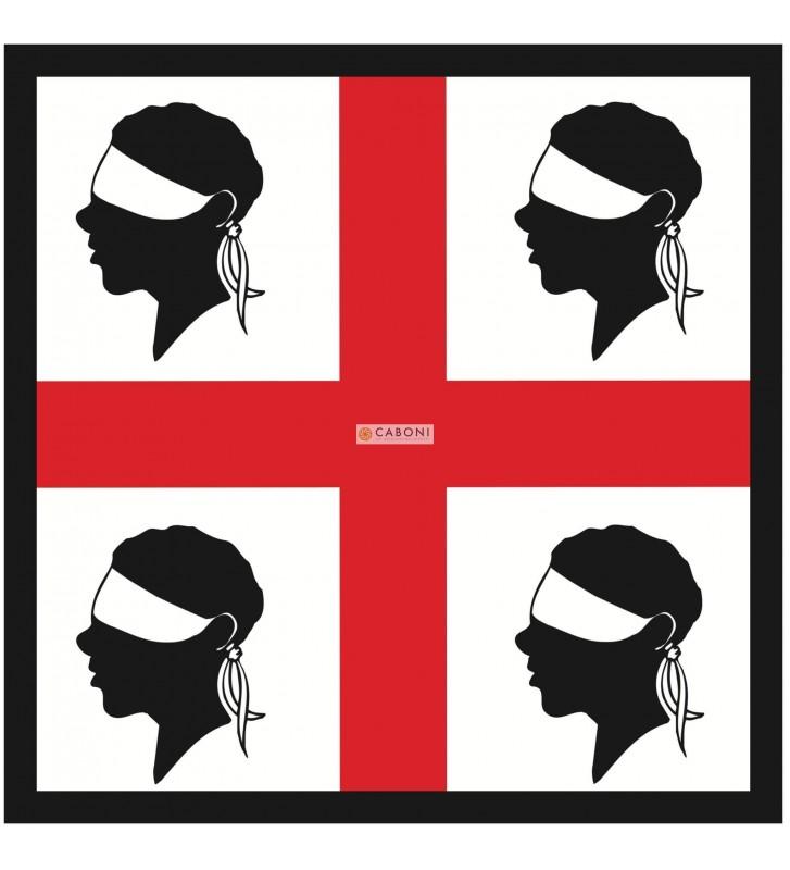 Bandiera Partito Sardo D'Azione 100x140