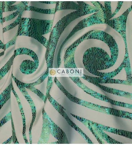 Lycra Bielastica Verde CO0017