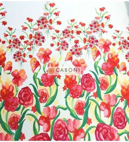 Raso Duchesse Ilenia Rose 70299 Bianco 1