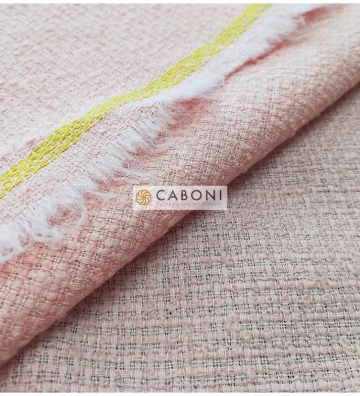 Tweed Chanel 2123 variante rosa