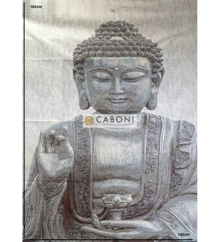 Tessuto Gobelin Riquadro Volti - Buda