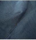 Bisaccia Cotone pesante - Blu