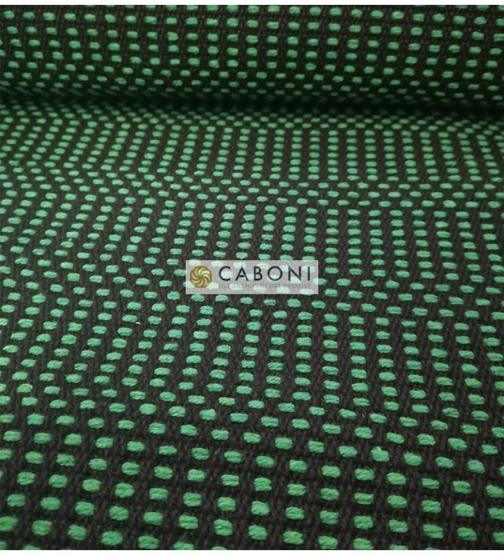 Bisaccia Cotone pesante - Verde