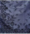 Scialle Pura Seta 20126/B Col.Blu scuro