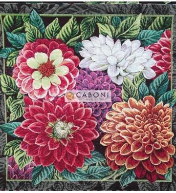 Tessuto Gobelin - Riquadro 45x45 Flowers1