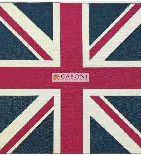 Tessuto Gobelin - Riquadro 45x45 Union Jack
