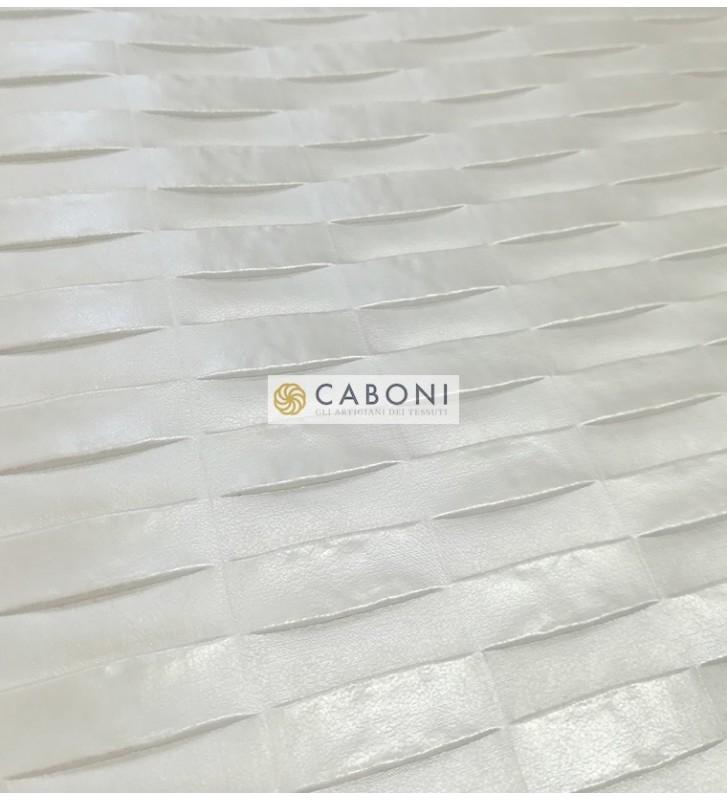 Tessuto Pvc Cordoba White