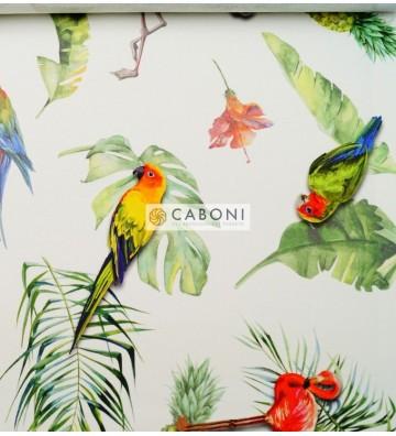 Tessuto Canvas Stampa Digitale Var.7
