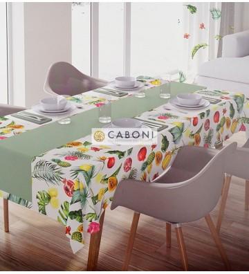 Tessuto Canvas Stampa digitale Cucina var.27