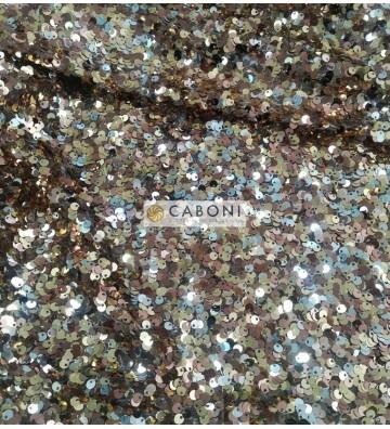 Tessuto Paillettes 90848 - Gold