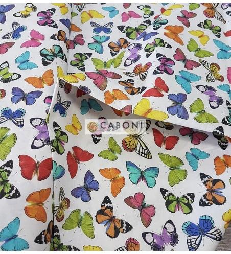 Tessuto 100% Cotone Bimbo - Mariposa 3