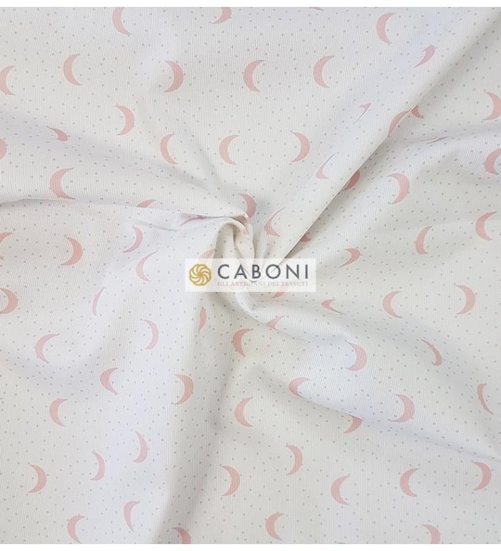 Piquet 100% Cotone Bimbo - Luna Rosa