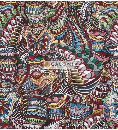 Tessuto Gobelin Mosaic