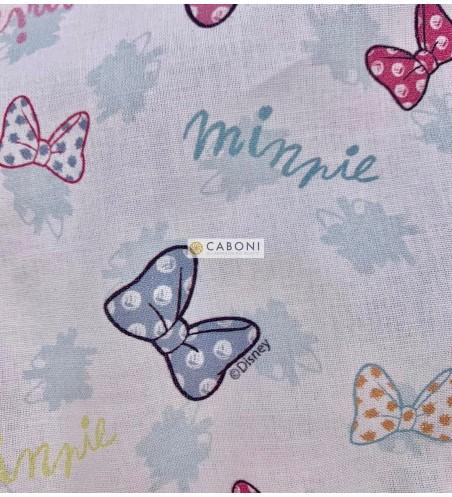 Tela Cotone Disney Minnie 3