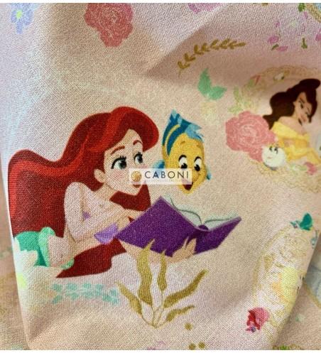 Tela Disney Biancaneve, ,Cenerentola Sirenetta