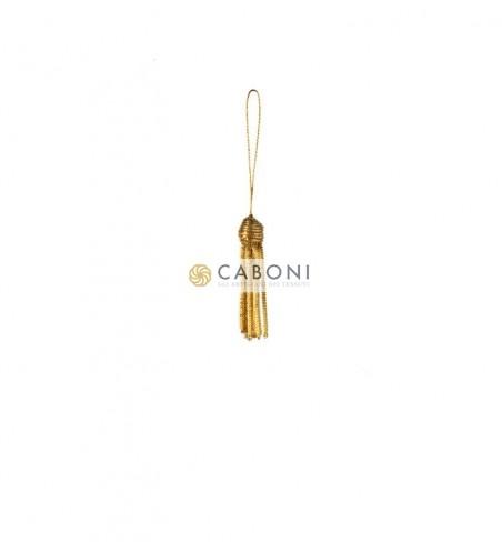 Fiocco Canuttiglia Semplice ORO FI05210 Cm 5