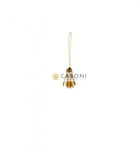 Fiocco Canuttiglia Semplice ORO FI05210 Cm 3