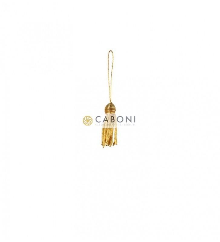 Fiocco Canuttiglia Semplice ORO FI05210 Cm 4