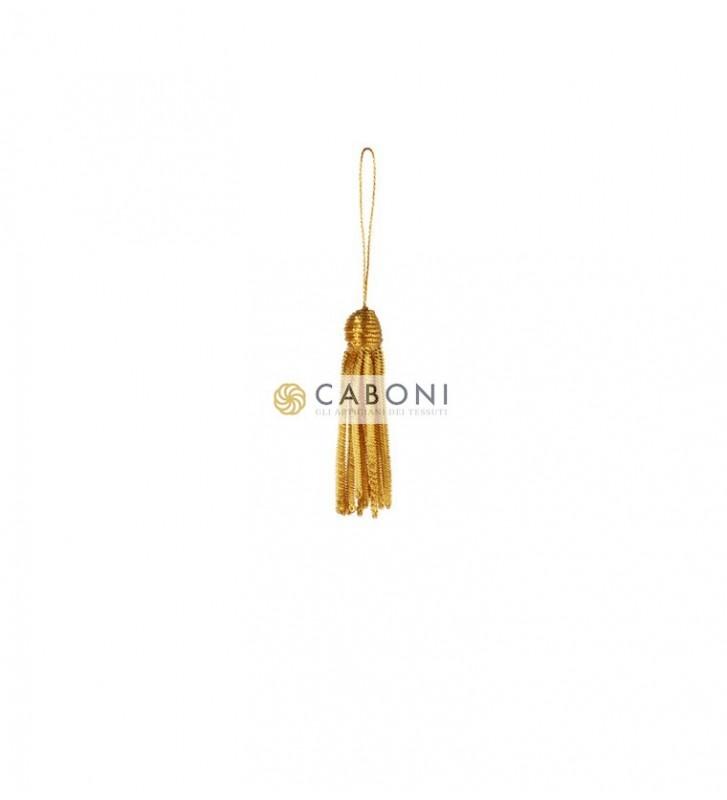 Fiocco Canuttiglia Semplice ORO FI05210 Cm 6