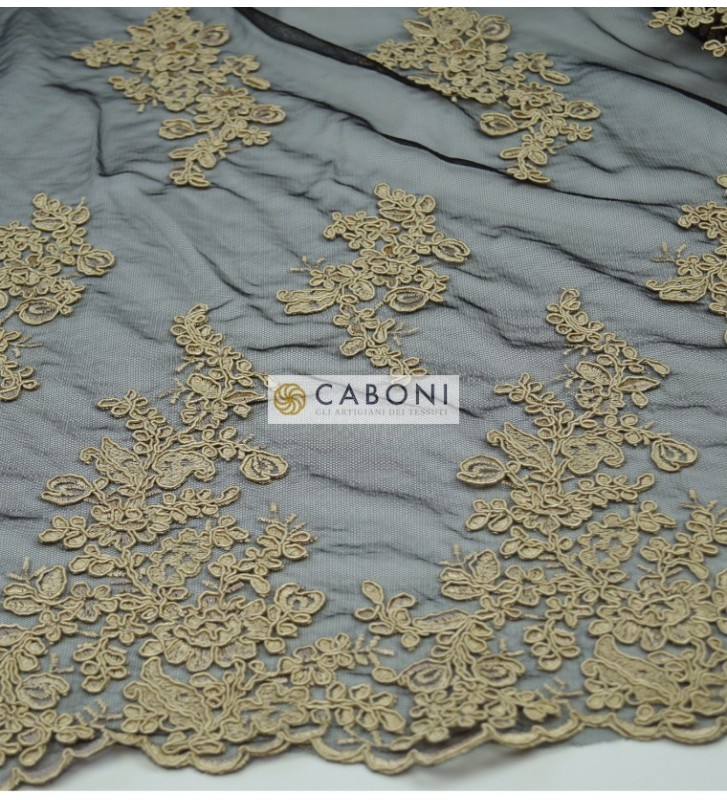 Pizzo Flor Oro