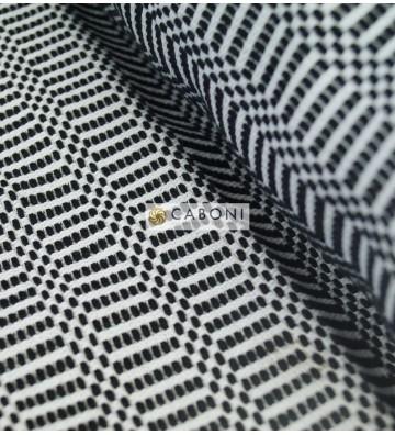 Bisaccia Cotone pesante - Black